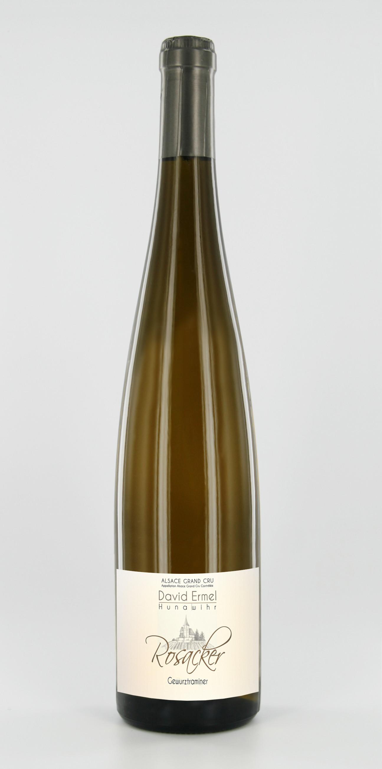 Gewurztraminer Rosacker Vins Hunawihr Alsace