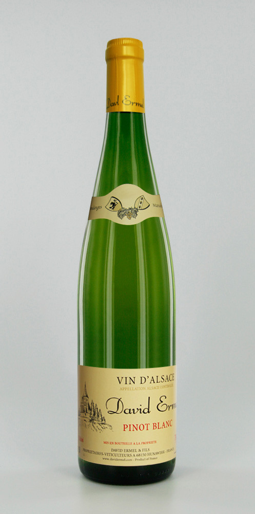 Pinot Blanc  - Vins Hunawihr Alsace