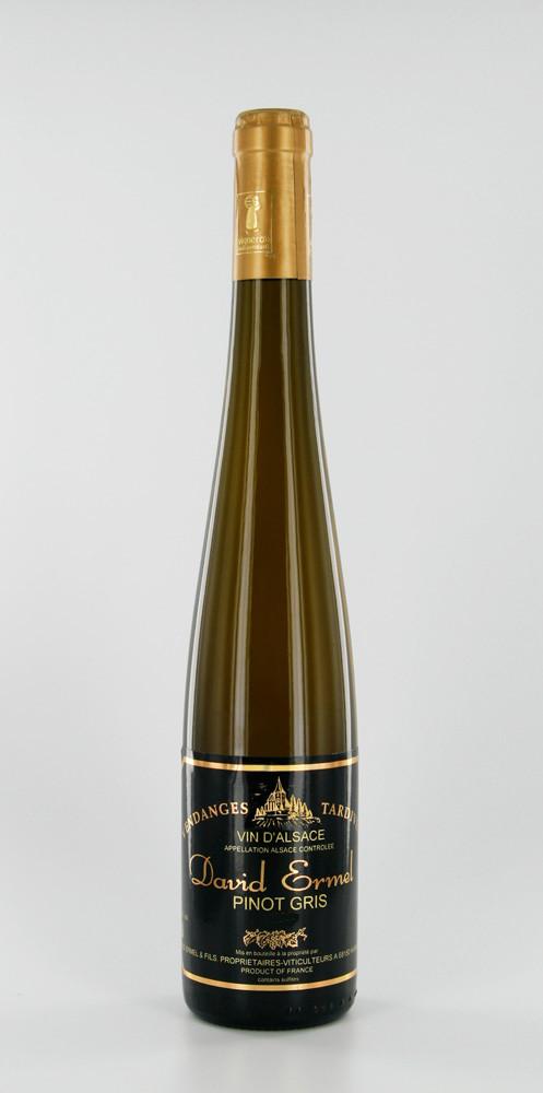 Pinot Gris Vendanges Tardives Alsace