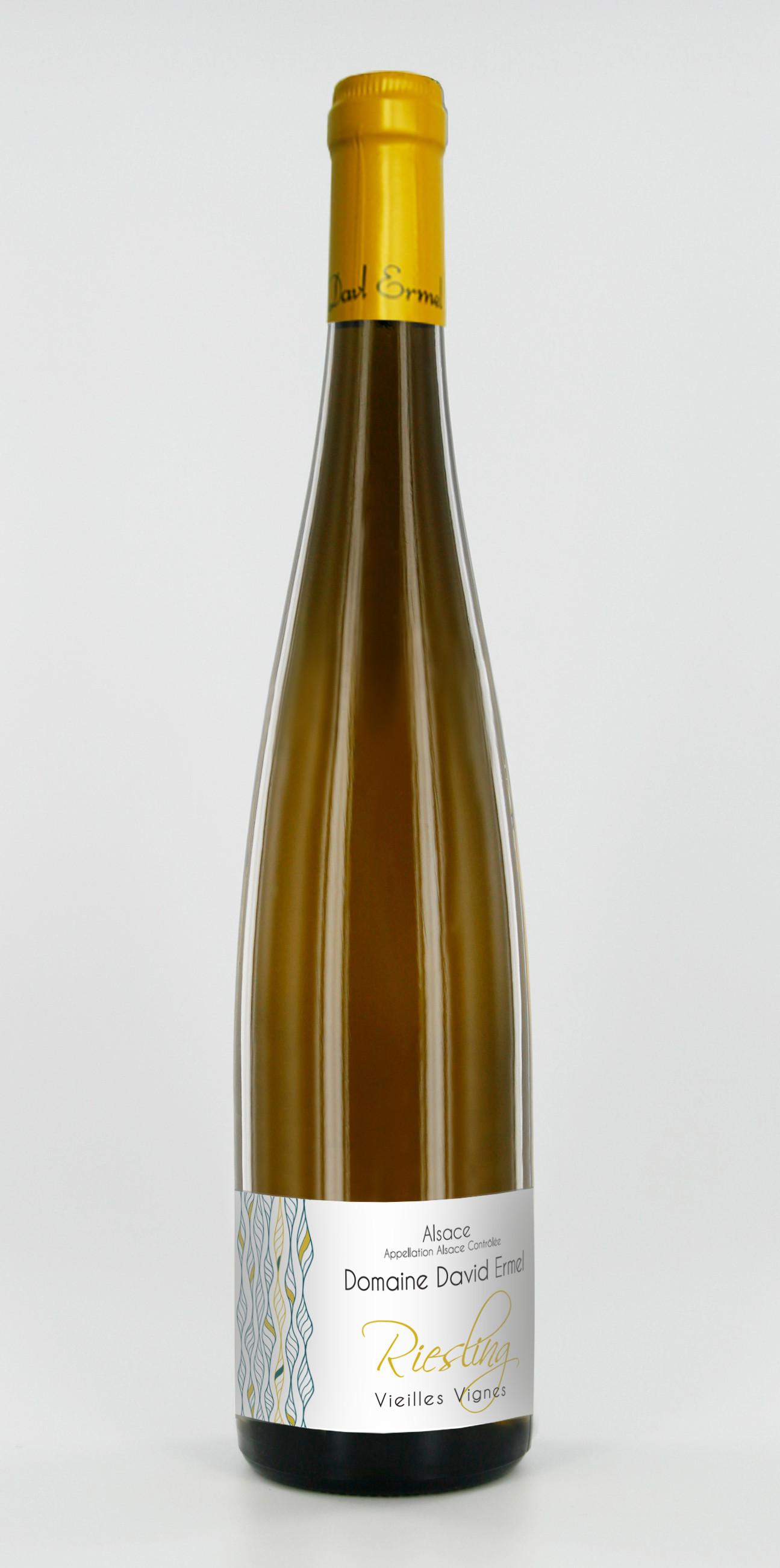Riesling Vieilles vignes - Vins Hunawihr Alsace