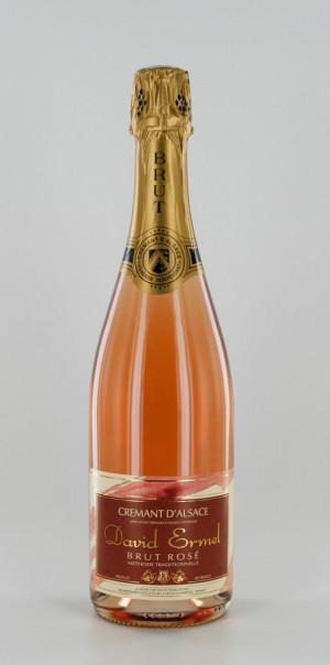 Crémant rosé Vins Hunawihr Alsace