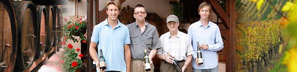 Famille Ermel, viticulteur dans le Haut-Rhin