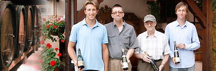 Famille vignerons David Ermel, Hunawihr