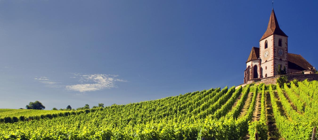 Artisans Vignerons à Hunawihr en Alsace